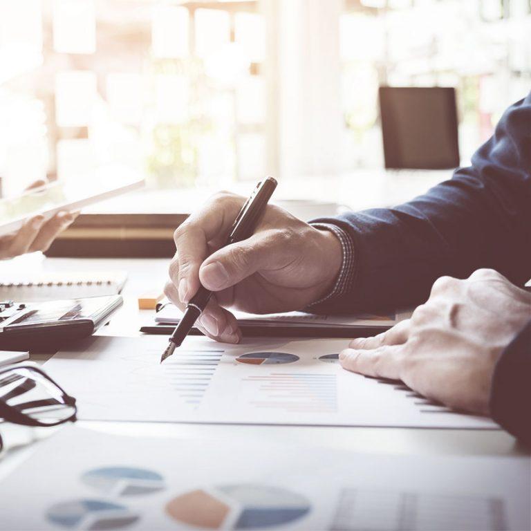 Audits, surveys, analyzes