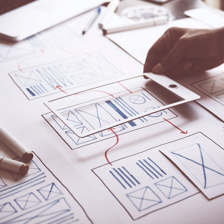 Product development and service design